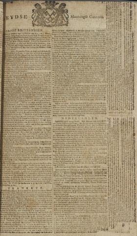 Leydse Courant 1771-03-11