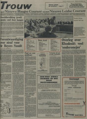 Nieuwe Leidsche Courant 1976-10-29