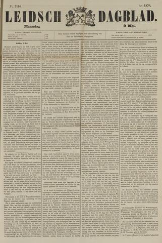 Leidsch Dagblad 1870-05-09