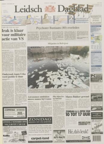 Leidsch Dagblad 1997-11-01