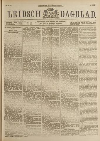 Leidsch Dagblad 1899-08-21