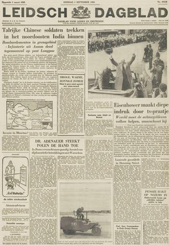Leidsch Dagblad 1959-09-01