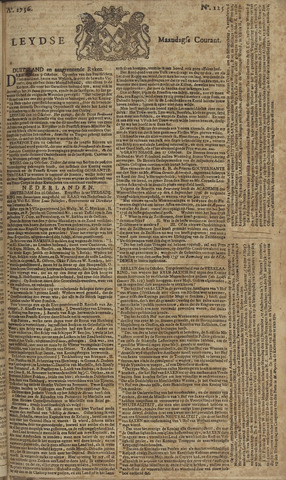 Leydse Courant 1756-10-18