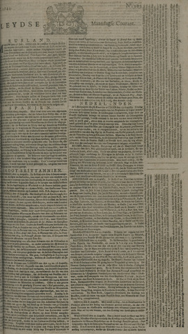 Leydse Courant 1744-08-24