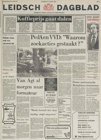 Leidsch Dagblad 1977-06-23