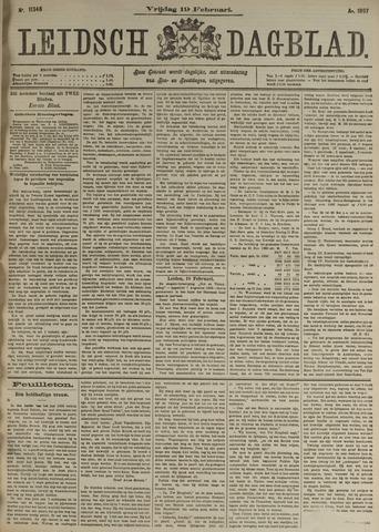 Leidsch Dagblad 1897-02-19