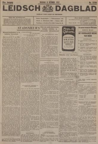Leidsch Dagblad 1937-10-08