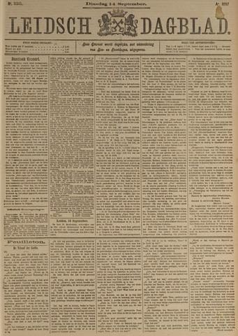 Leidsch Dagblad 1897-09-14