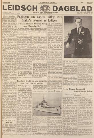 Leidsch Dagblad 1951-06-28