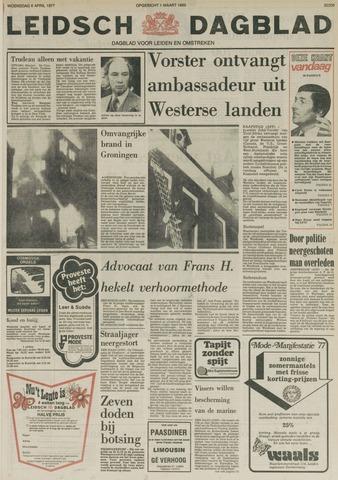 Leidsch Dagblad 1977-04-06