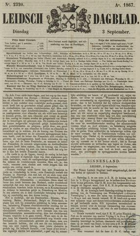 Leidsch Dagblad 1867-09-03