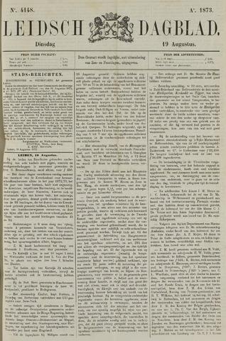 Leidsch Dagblad 1873-08-19