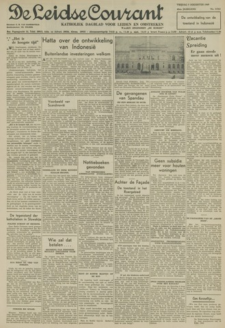 Leidse Courant 1949-08-05