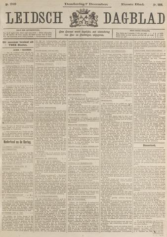 Leidsch Dagblad 1916-12-07