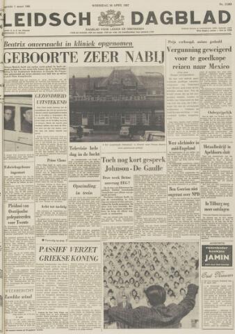 Leidsch Dagblad 1967-04-26