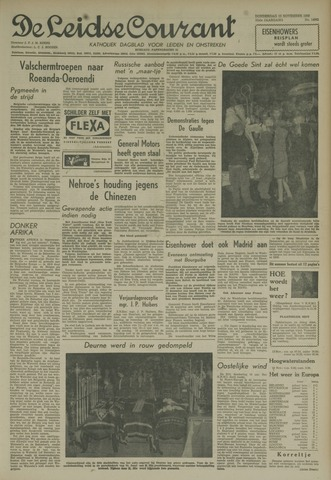 Leidse Courant 1959-11-12