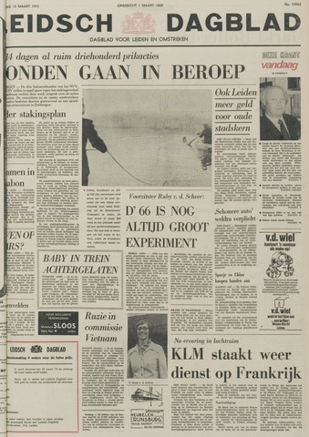Leidsch Dagblad 1973-03-10