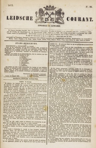 Leydse Courant 1873-01-14