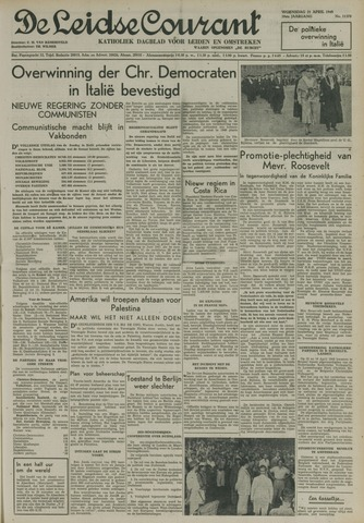 Leidse Courant 1948-04-21
