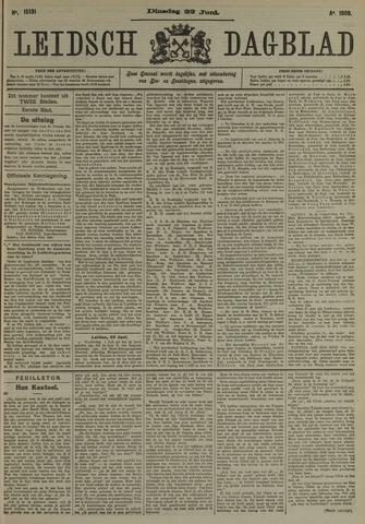 Leidsch Dagblad 1909-06-22