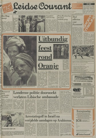 Leidse Courant 1984-04-30