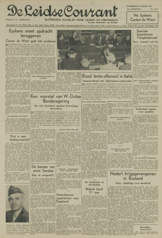 Leidse Courant 1950-03-23