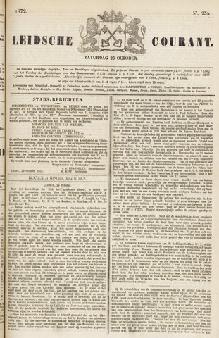 Leydse Courant 1872-10-26