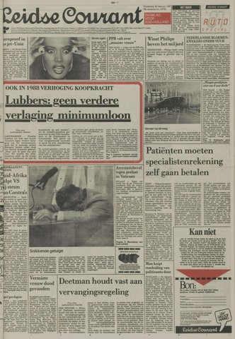 Leidse Courant 1987-02-26