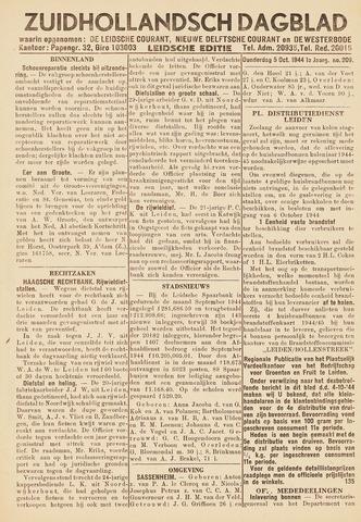 Zuidhollandsch Dagblad 1944-10-05