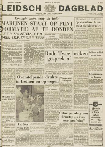 Leidsch Dagblad 1963-07-22