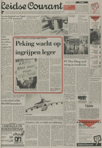 Leidse Courant 1989-05-22