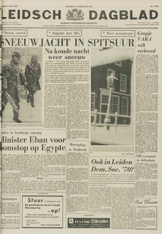 Leidsch Dagblad 1970-02-16