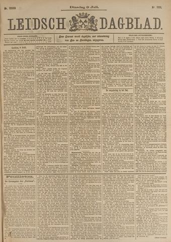 Leidsch Dagblad 1901-07-09