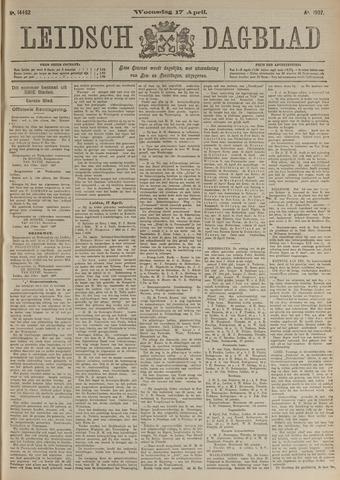 Leidsch Dagblad 1907-04-17