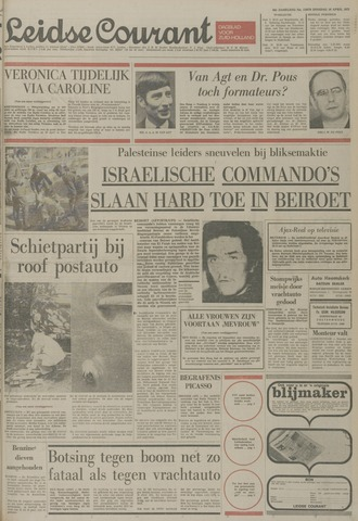 Leidse Courant 1973-04-10