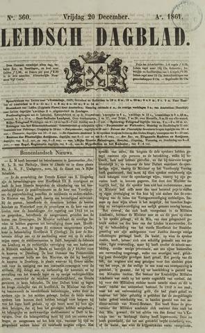Leidsch Dagblad 1861-12-20