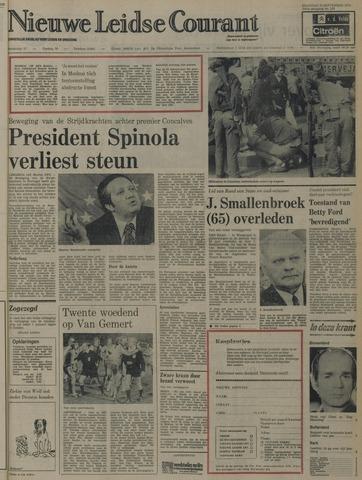 Nieuwe Leidsche Courant 1974-09-30
