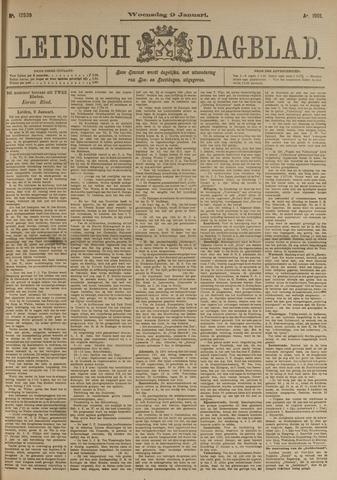 Leidsch Dagblad 1901-01-09
