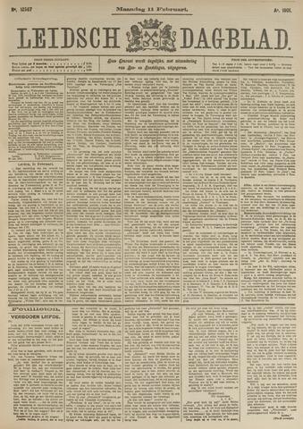 Leidsch Dagblad 1901-02-11