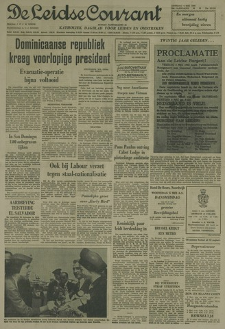 Leidse Courant 1965-05-04