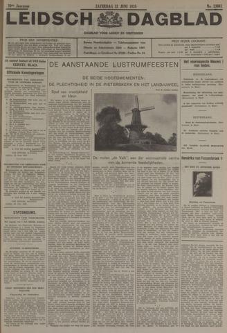 Leidsch Dagblad 1935-06-22