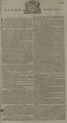 Leydse Courant 1727-10-13