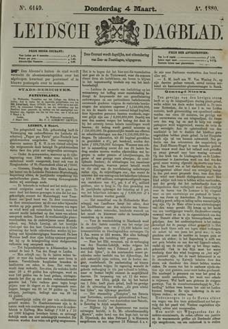 Leidsch Dagblad 1880-03-04