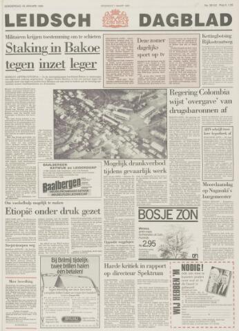 Leidsch Dagblad 1990-01-18