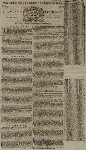 Leydse Courant 1797-01-11