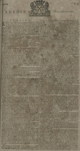 Leydse Courant 1729-04-08