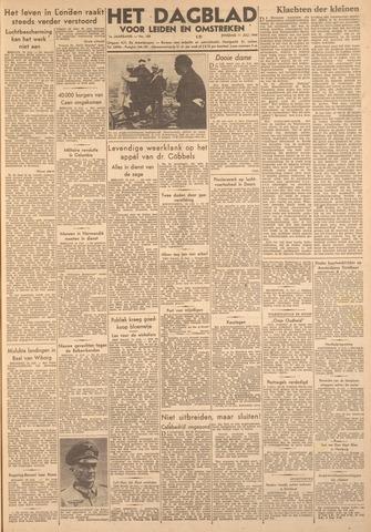 Dagblad voor Leiden en Omstreken 1944-07-11