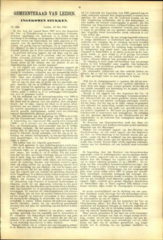 Handelingen van de Raad 1900-05-16