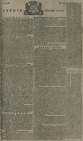 Leydse Courant 1748-12-23