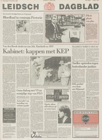 Leidsch Dagblad 1988-11-16